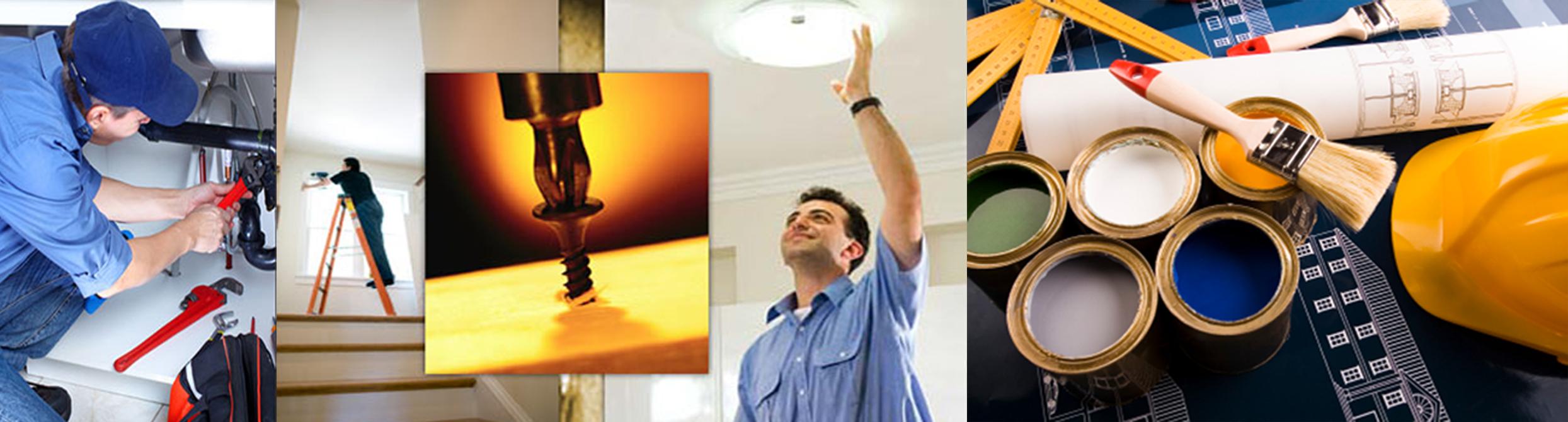 Комплексни ремонтни услуги за Вашия дом