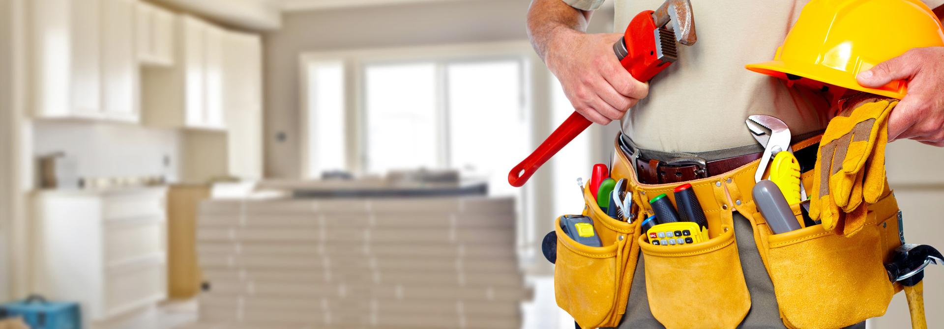 Вътрешно преустройство, жилищни ремонти